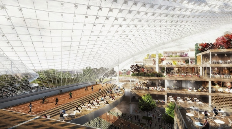Google unveils modular-focused plan for corporate HQ in Mountain View