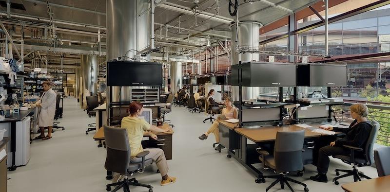 James H. Clark Center - Bio-X Stanford University