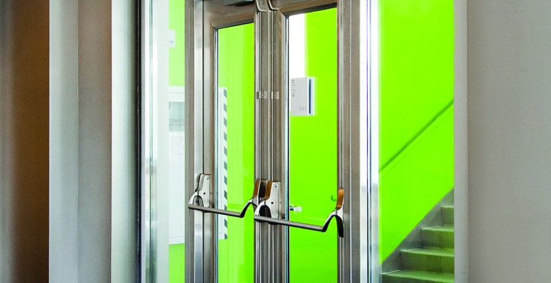 Fire rated doors: standards, testing and glazing requirements