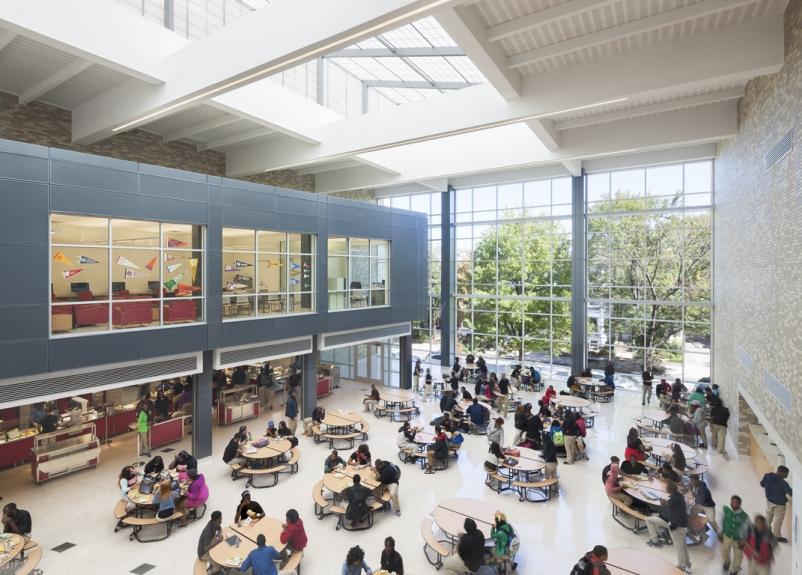 D.C.'s Dunbar High School is world's highest-scoring LEED school, earns 91% of base credits