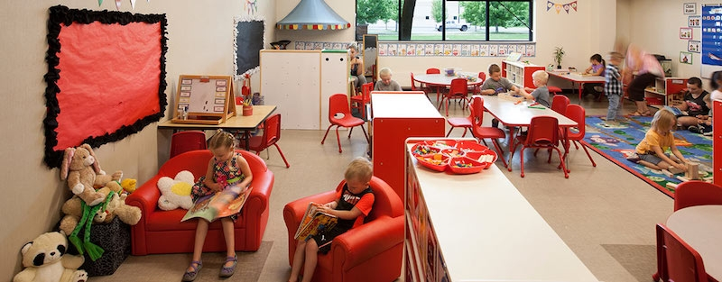 Classroom Design In Early Childhood Education ~ The growing demand for early childhood education