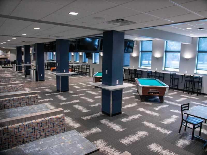 Eikmeier Commons at Midland University