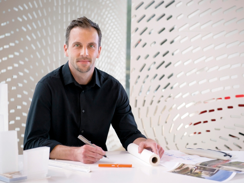 Wyatt Frantom, Associate and Senior Architectural Designer, Gensler, Los Angeles