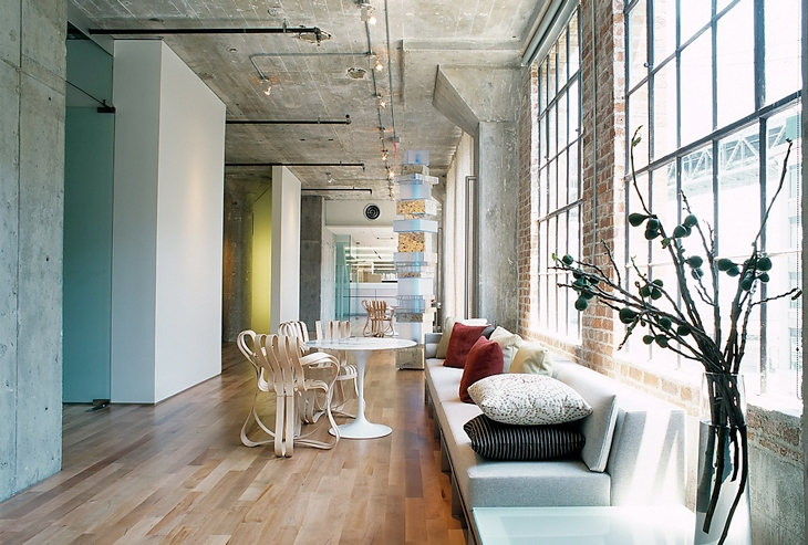 Gensler's San Francisco office. Image © Gensler