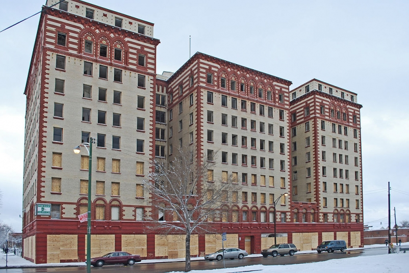 The Guyon Hotel made the Chicago's 7 list for the second straight year. Photo: A
