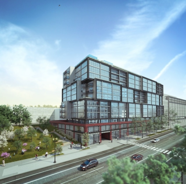 D.C. developer sees apartment project as catalyst for modeling neighborhood after NY's popular  High Line district