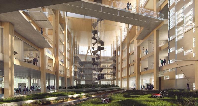 New Arizona State University Building Will Reach Triple