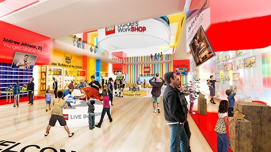 World's first LEGO museum planned in Denmark