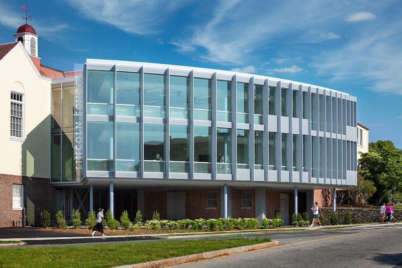Lincoln School Exterior