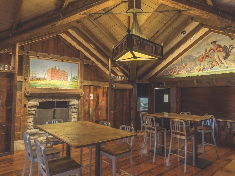 The Log, a historic deep-energy retrofit with a 15kW PV system