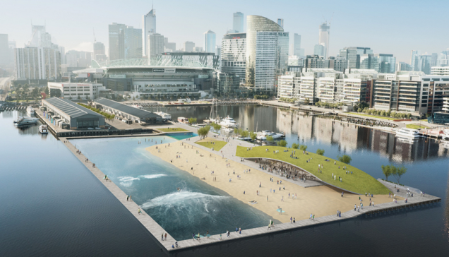 Renderings courtesy Damian Rogers Architecture, Arup, Squint/Opera