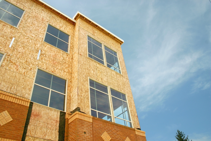 Which Is More Efficient: Wood Walls or Steel and Masonry With Continuous Insulation?