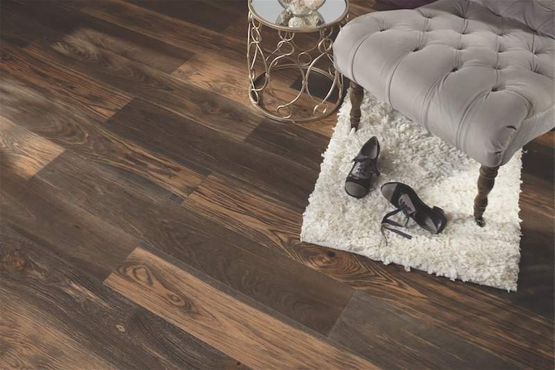 Acrylic Infused Wood Flooring Brings Durability For Commercial