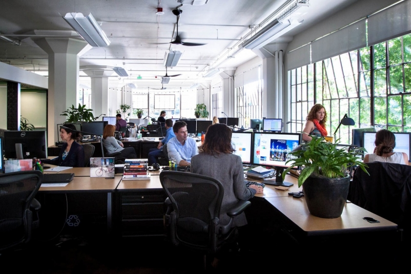 From bricks to bits: How tech firms use real estate for competitive advantage