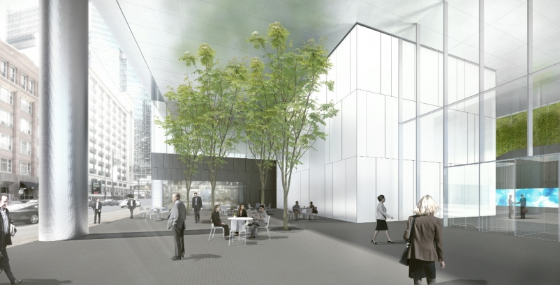 John Buck Company to develop CNA's Chicago headquarters