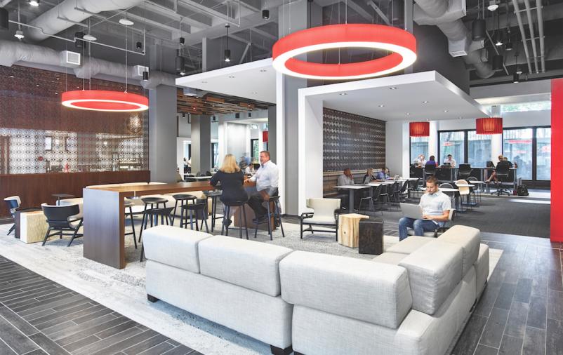 The Coca Cola Companys Workplace 2020 Initiative Encompasses Renovation Of 2 Million Sf Its Atlanta Headquarters Campus