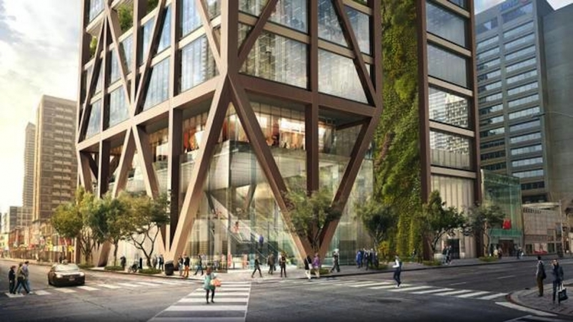 Foster and Partners design The One in Toronto