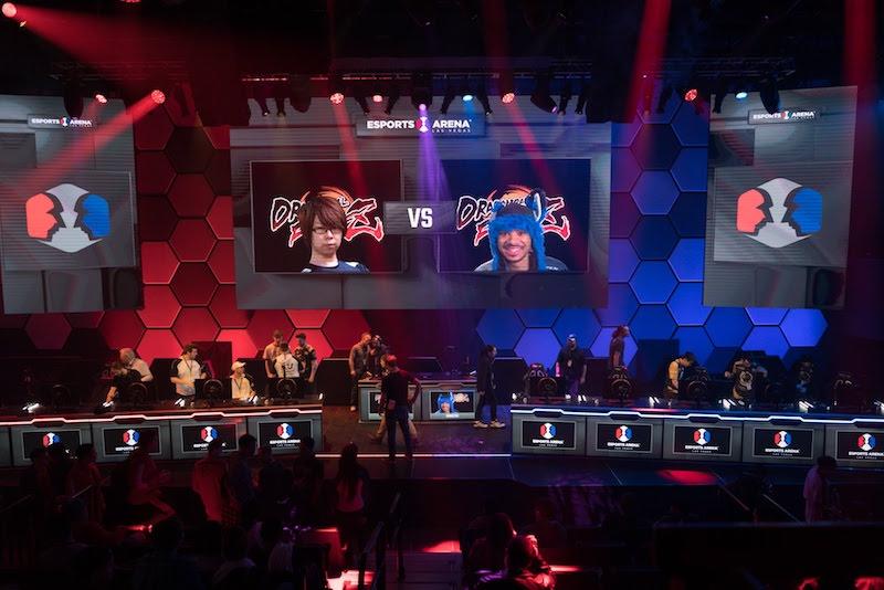 Final showdown at Esports Arena Las Vegas