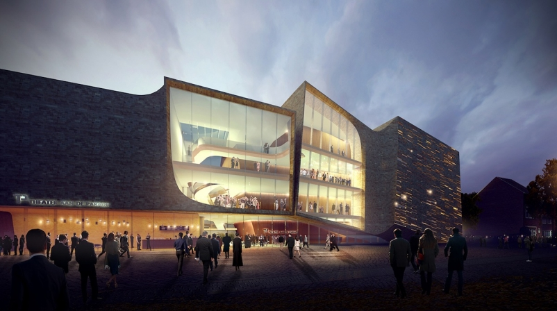 Vox Populi: Netherlands municipality turns to public vote to select design for new theater