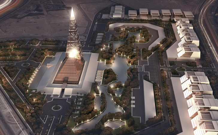 Must see: Egypt planning 656-foot pyramid skyscraper in Cairo
