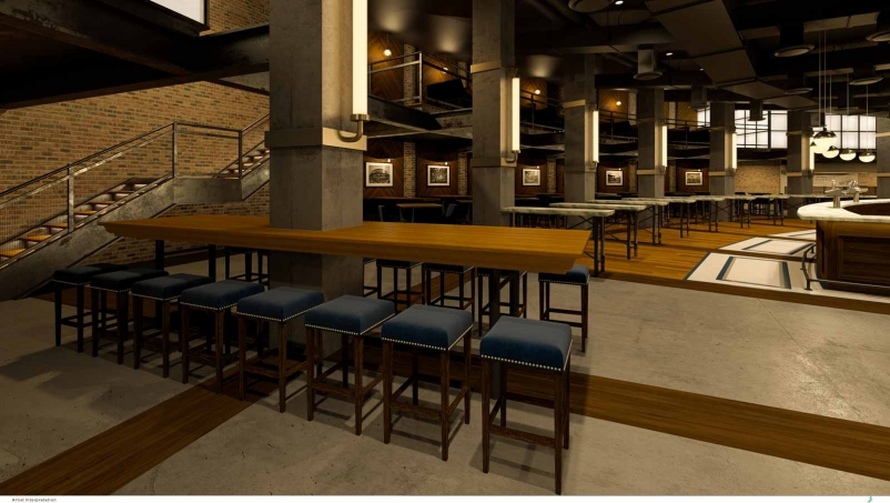 Chicago Cubs unveil plans for premier fan club underneath box seats at Wrigley Field
