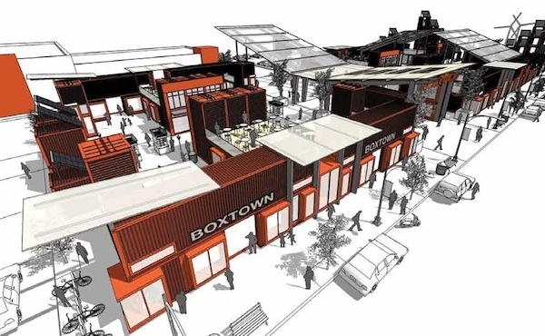 Boxman Studios has launched a new division aimed at sustainable solutions for th