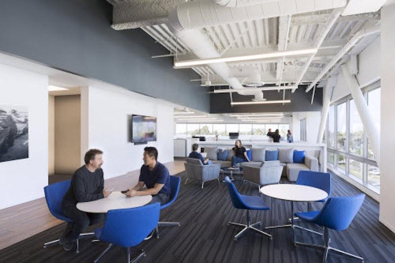 interior of office. Nothing Says \u201cwe Care About You\u201d More Than An Employer Providing Meaningful  Amenities Within The Workplace Environment. It Is No Longer Enough To Attract Interior Of Office