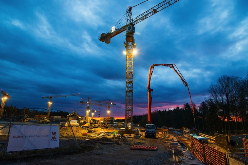 Nonresidential fixed investments fall in latest Construction Economic Update