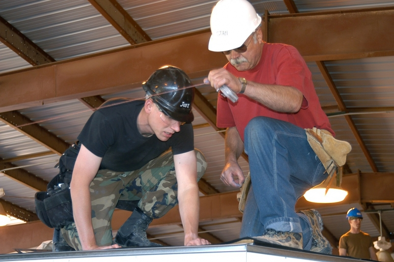Will a notable credential make students preparing for construction jobs more marketable?