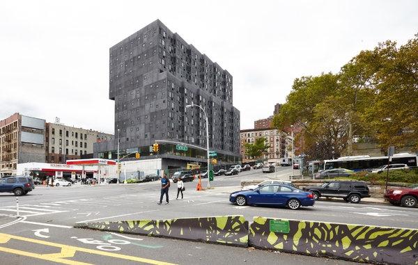 New York City runs into affordable housing dilemma