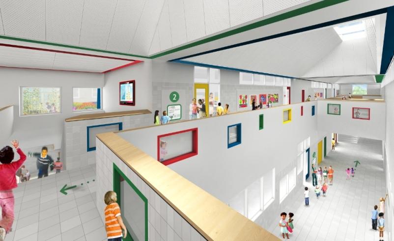 New York City opens SOM-designed net-zero school