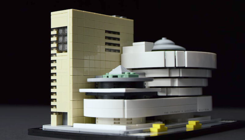 build your very own version of frank lloyd wright s guggenheim