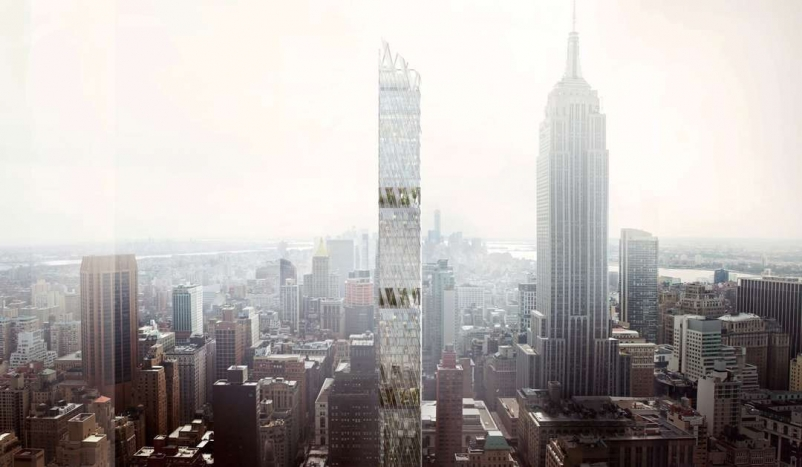 Plans for a new condo tower in New York create a 'communal ecosystem' for residents