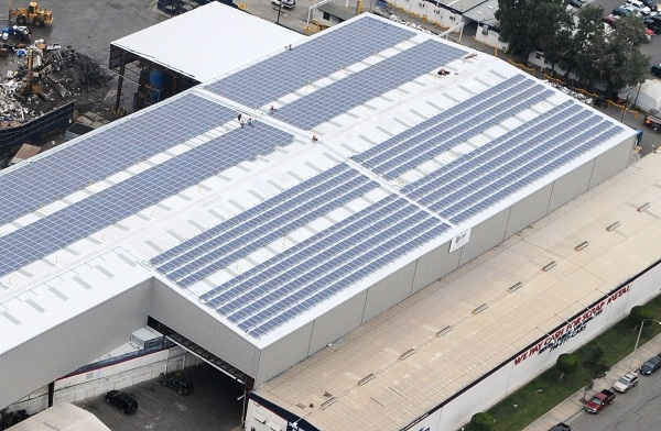 Metal Roofs Have Solar Advantage Building Design