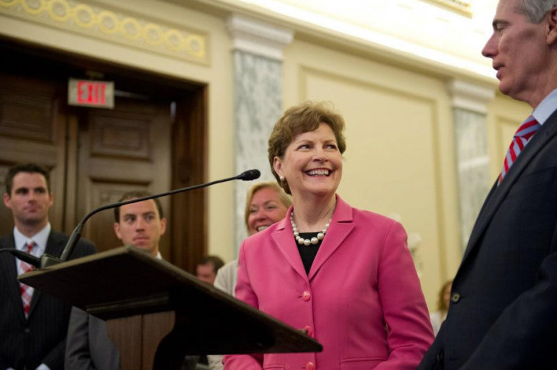 The bill, introduced by Senators Jeanne Shaheen and Rob Portman in April 2013, h
