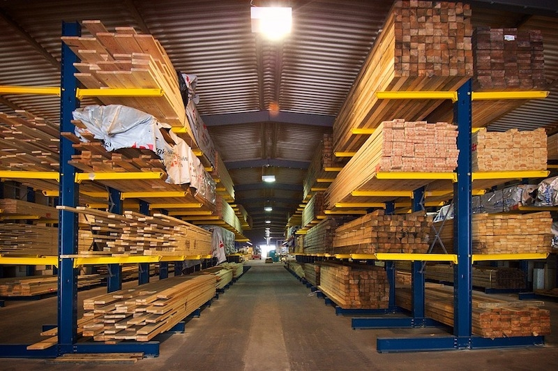 First Mass Timber Panel Made From Structural Composite Lumber Gets