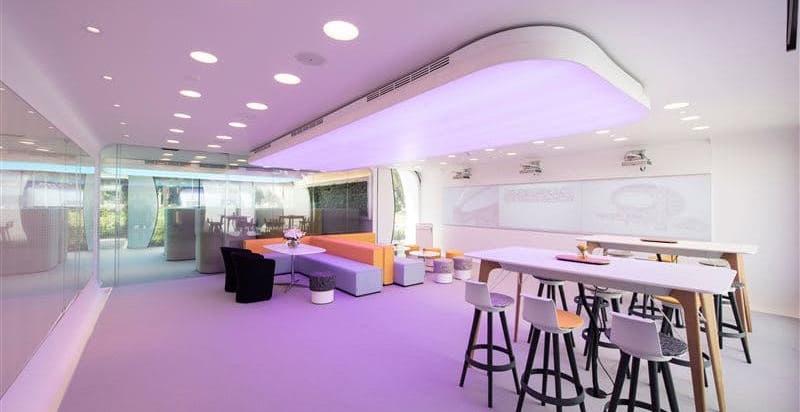 Dubai opens world's first 3D-printed office