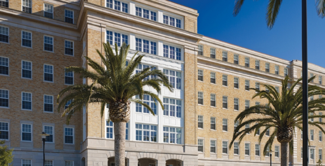 The Presidio Landmark is one of the nations first LEED-certified Neighborhood D
