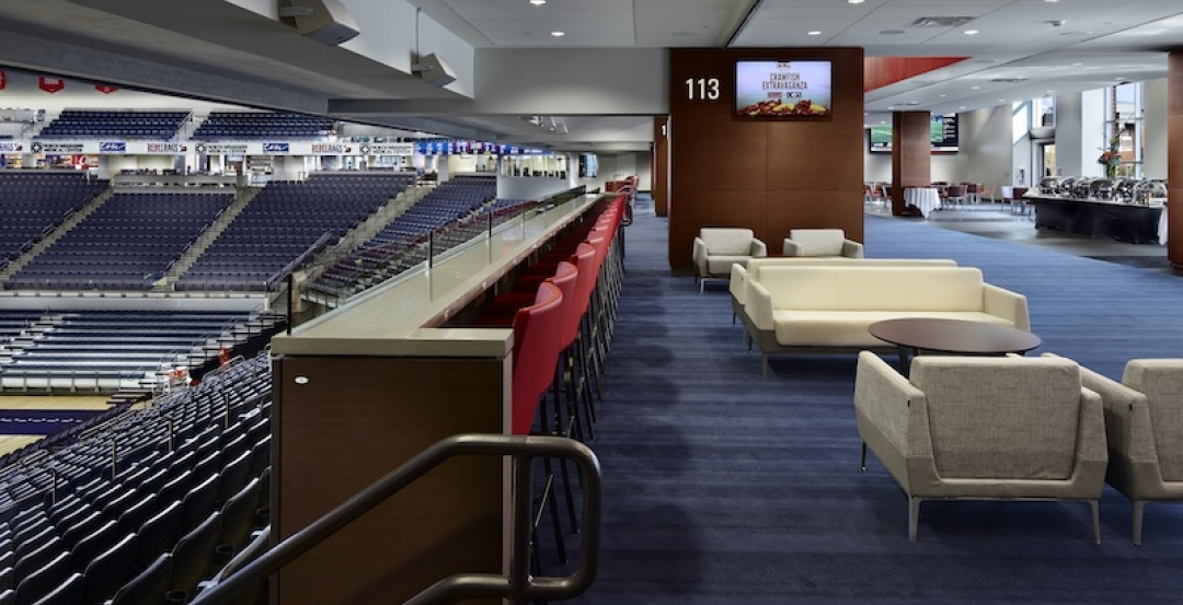 top 50 sports facility architecture firms building design