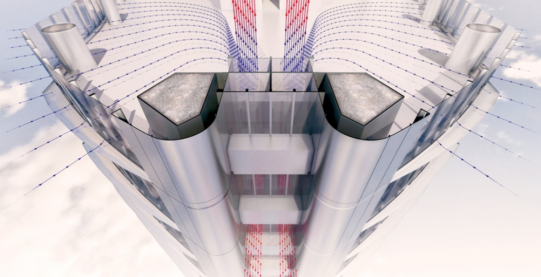 On the Kunming Junfa Dongfeng Square project in Kunming City, China, architects