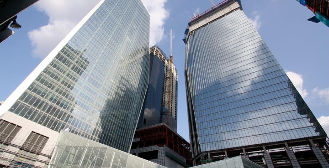 Project: International Finance Center (IFC), Seoul, South Korea