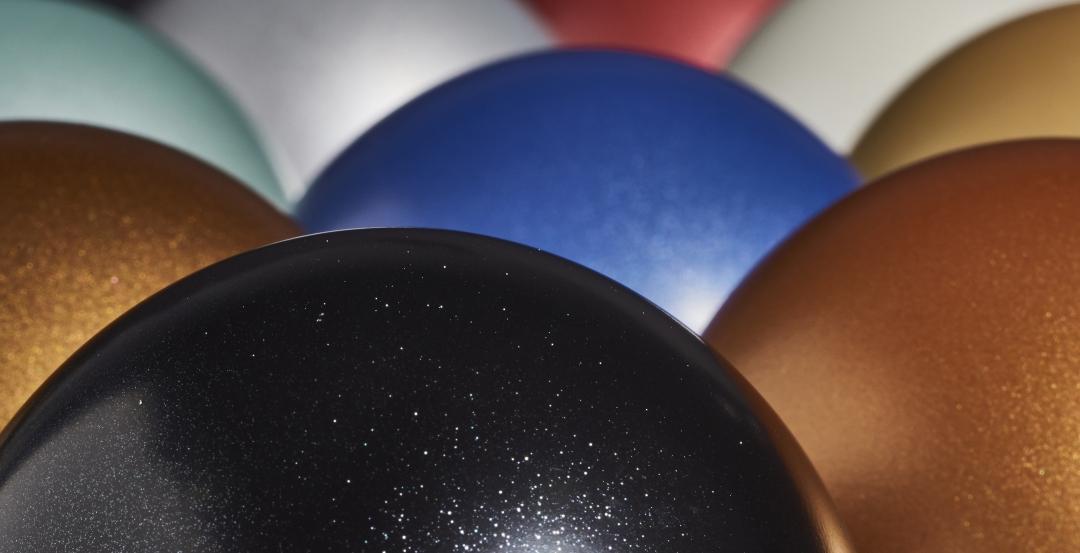 Valspar high-performance metalescent pigment coatings