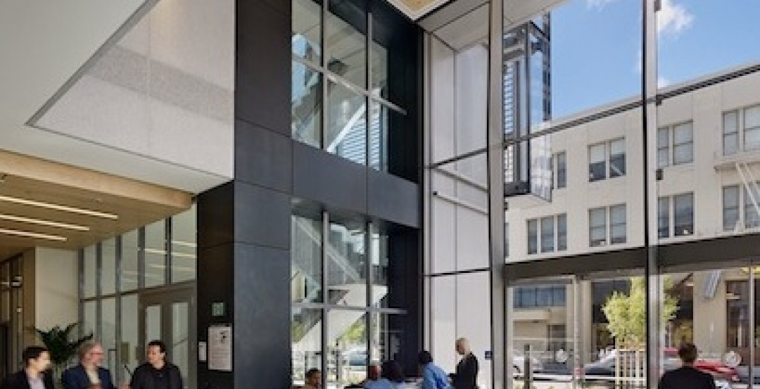 Fire rated glass helps 'greenest building in North America' achieve LEED Platinu