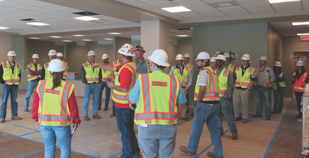 The contractor's role in promoting job site sustainability [AIA course]
