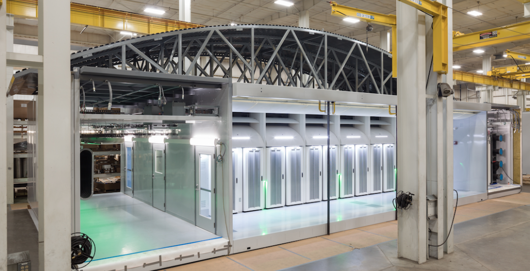 Data Centers Turn To Alternative Power Sources New Heat Controls