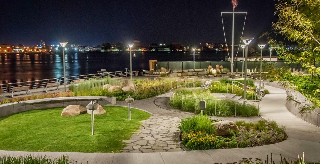 Healing garden doubles as therapy trails | Building Design + ...
