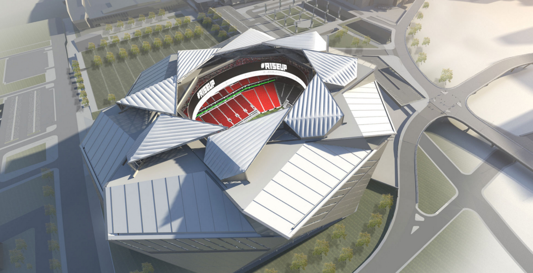 TOP SPORTS FACILITIES ARCHITECTURE FIRMS