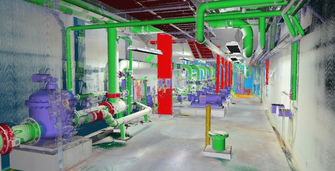 Managing risks with laser scanning gives AEC firms an edge