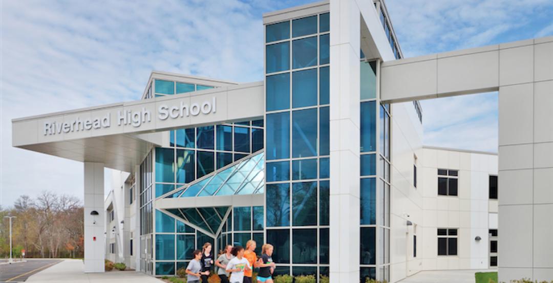 Riverhead (N.Y.) High School, BBS Architects