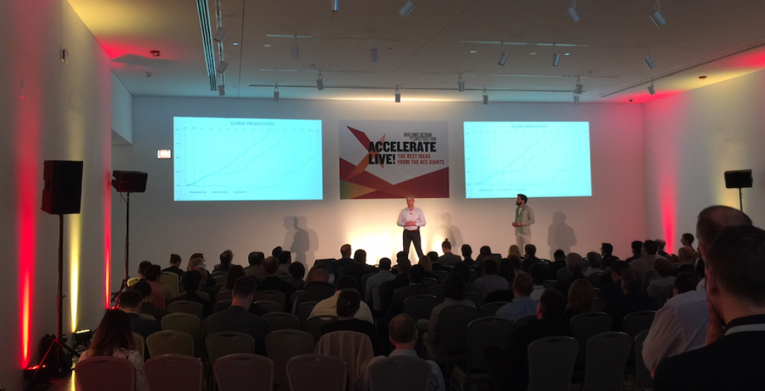 Call for speakers accelerate aec innovation conference for Innovation consulting firms chicago